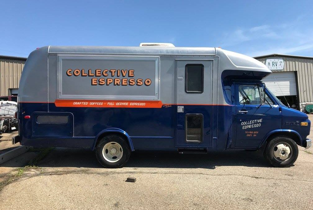 Collective Espresso Coffee Truck Project